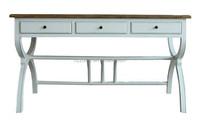 Antique corner table wooden corner table modern design console table