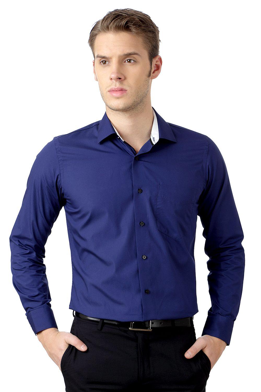 Los hombres 2014 nuevo dise o de moda camisa de vestir for Lo ultimo en moda para hombres