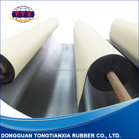 rubber rollers for laminating rubber laminate natural foam rubber sheet mouse pad roll material mouse pad material roll