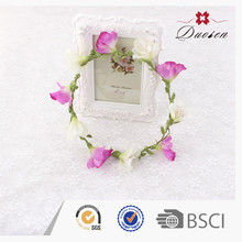 Bsci Certificate Indian Wedding Flower Garland For Easter