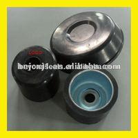 custom rubber insert metal_rubber insert metal_metal backed rubber