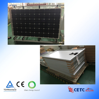 Hot 250W 300W Mono Solar Panels Factory in China