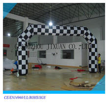 Cheap giant advertising inflatable arch/Inflatable arch gate for sale