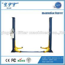 Tow Post floor plate car lift