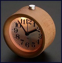 Best quality best sell hot sell antique wooden clock end table