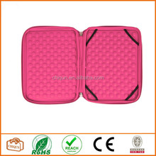 2015 Protective Sleeve for Tablets 8 Inch Pink Chiqun Dongguan