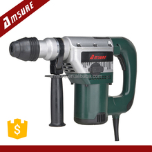 Alibaba Gold Supplier Powerful 1050w Rotary Hammer Drill 38mm 2 Function use SDS MAX Drill