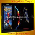 O arco e flecha, brinquedo arco e flecha para crianças