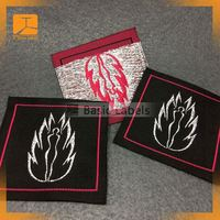 Custom silver custom clothing label uk
