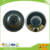 36mm 16ohm 0.5W small mylar mini speaker for mp4