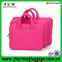 """Different size neoprene laptop sleeve 10"""" up to 14"""""""