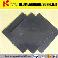 Top quality cheap smooth geomembrane plastic fish pond
