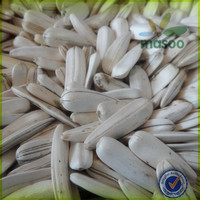 chinese confectionary wholesale spiraling white sunflower seeds price