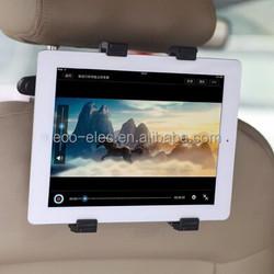 "Universal Swivel Car Seat Holder For New iPad Air Mini Google Nexus 7 Samsung Galaxy Tab XOOM GPS DVD and other 7-10"" Tablet PC"