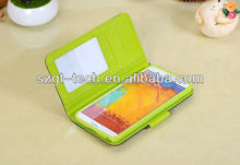 for samsung galaxy note3 case with credit card slots