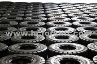 new forklift tire HC forklift spare parts tyre for HANGCHA forklift