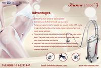 Body Shaping Machine RF vacuum Ultrasonic vacuum therapy massage body shaping beauty machine