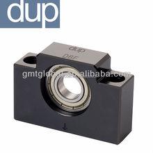Dup DBF design carré vis à billes avec Support d'arbre linéaire unités