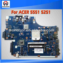 Wholesale laptop motherboard for acer aspire 5551 with fully tested