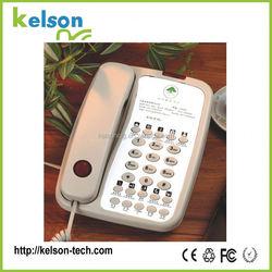 Hot Selling Hotel Telephone big button phone verizon