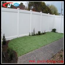 Low Price Beautiful PVC Decorative Fence