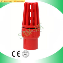 HIGHER VOLUMES&QUALITY PVC PIPE FITTINGS PVC FOOT VALVE