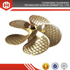 Marine 5 Blade Fixed Pitch Bronze High Speed Passenger Ship Propeller
