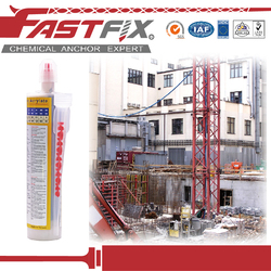 fire sealant hall anchor hardener for concrete