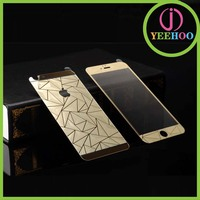 For apple iPhone 6 3D printed tempered glass screen protector