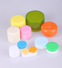 Trial Pack 5g 3g 10g small cosmetic jar small cosmetic glass jars recycled plastic cosmetic jars