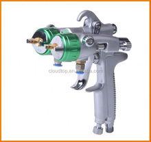 New type of 2015 plexus gun for use marble nano chrome double nozzle gun