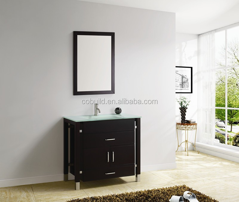 bathroom cabinet solid wood bathroom cabinet foshan bathroom vanity