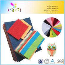 craft felt sheets/color felt