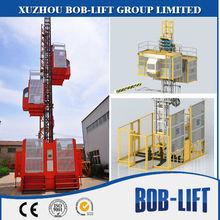 Double Cage Lightweight Electric Hoist 12 volt electric hoist crane 2 tons