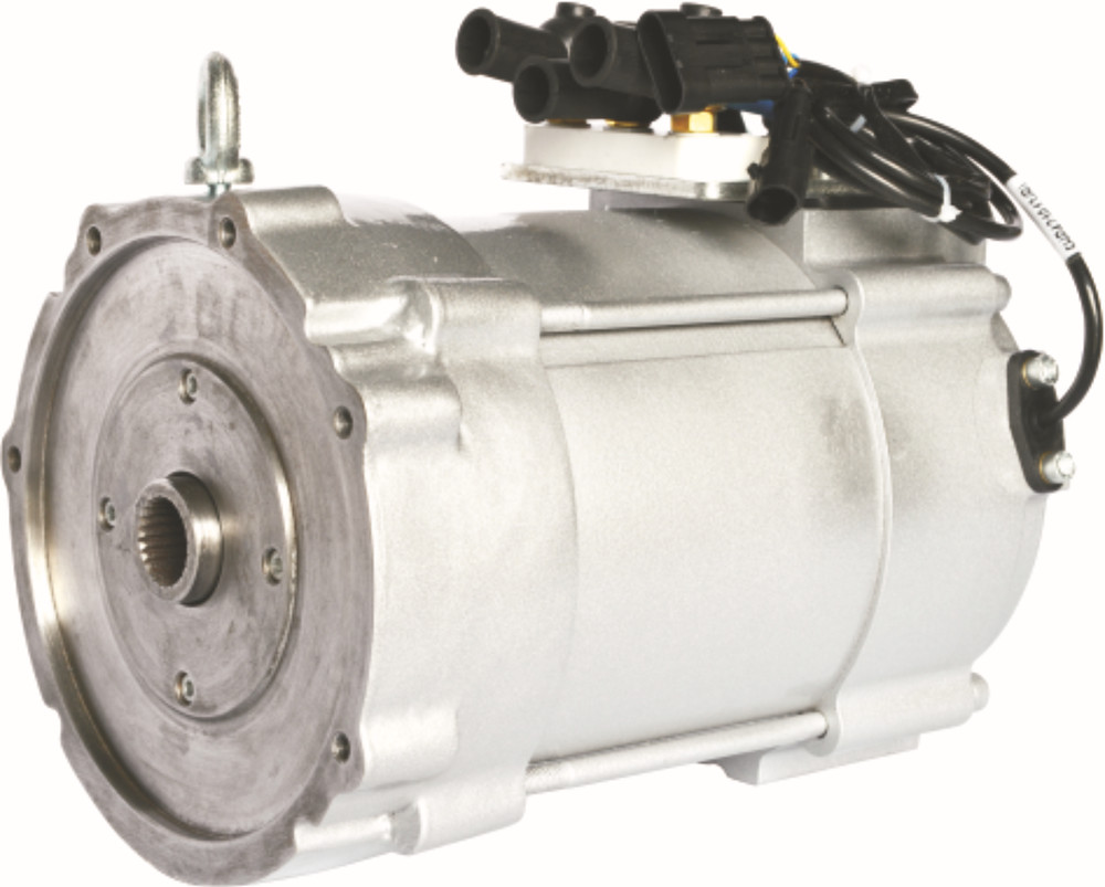 AC electric car motor, brushless ac motor, 5kw 48V high torque electric car motor