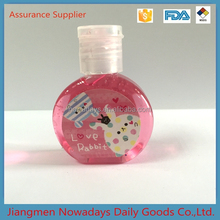 China OEM cheapest hot sale scent alcohol water free instant hand sanitizer