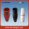 """DS"" Plastic 2"" For Agriculture PVC White Foot Valve"