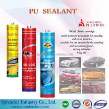 PU, POLYURETHANE SEALANT, pu sealant with good raw material, expanding spray pu foam sealant