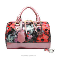 Good quality stocklot, fashion ladies leather handbag directly from factory