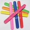 Rainbow Colorful Beautiful Fashion Silicone Slap Bracelet