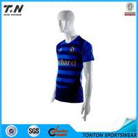 professional custom design club ladies soccer wear