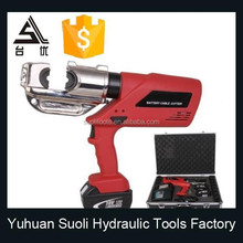 EC-400 New Design Battery Hydraulic Crimping Tool For 16-400mm2 Cable With Usb Connector
