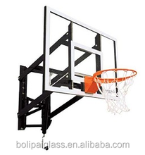 Wall Mounted Height Adjustable Basketball Backboard Stand