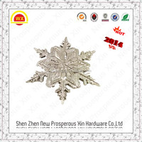 Wholesale gold and silver plated decorations for ganesh festivals