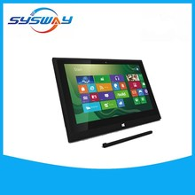 10.1 inch tablet pc intel cpu smart removable keyboard