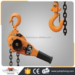 Building block truck price 0.75ton toyo chain block