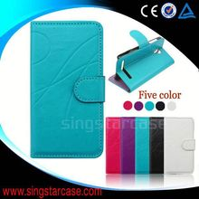 Hot selling mobile phone case design flip leather cover for Nokia Lumia 225