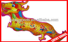 chinese new year dragon inflatable balloon helium