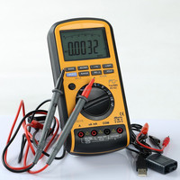 Auto Range 5.5 digits multimeter MS8218 with USB interface to PC