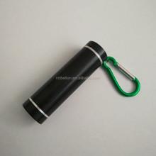 3xAAA battery green light led flashlight cheap led flashlight